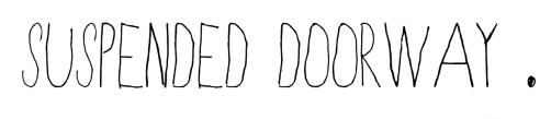 SUSPENDED DOORWAY